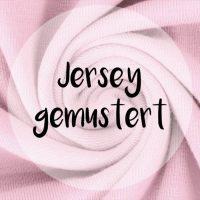 Jersey gemustert